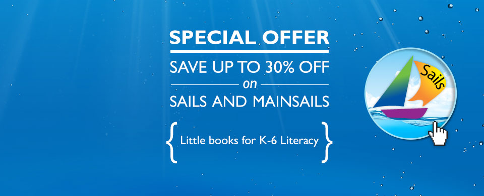Sails Sale: 30% off all Sails resources