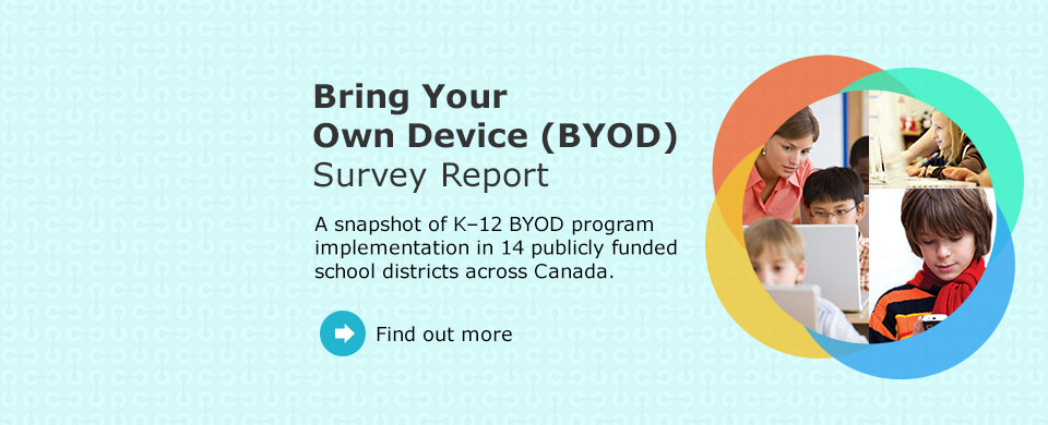 BYOD Report: Bring Your Own Device Survey Report