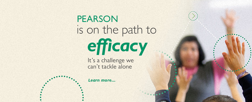 Pearson commits to measure and report impact on learning outcomes: Pearson commits to measure and report impact on learning outcomes