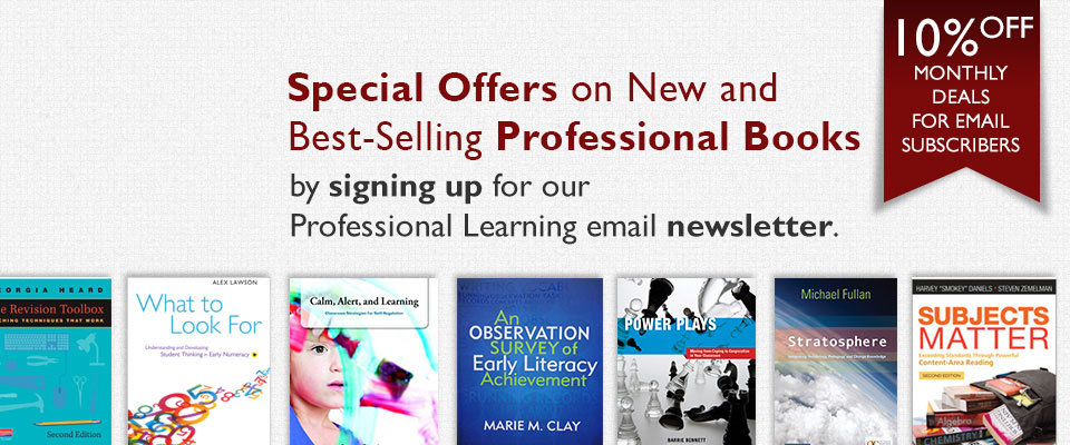 Professional Learning Monthly Deals: Professional Learning Monthly Deals