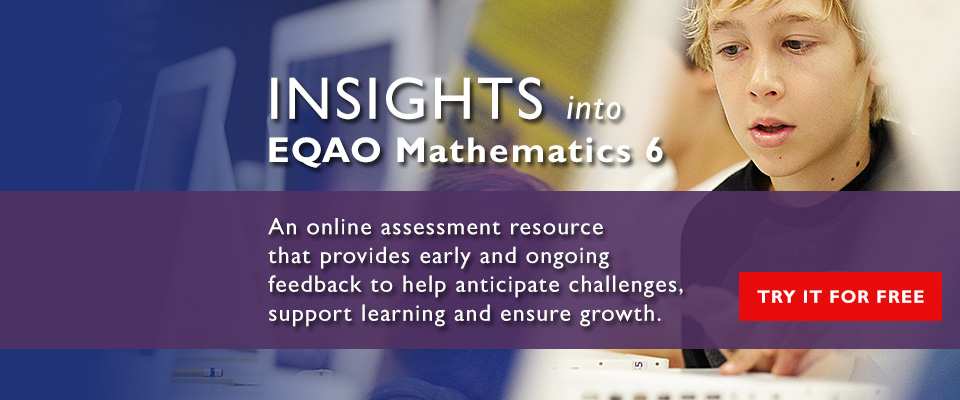 Insights into EQAO Success: Insights into EQAO Success