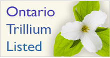 Trillium Listed Badge