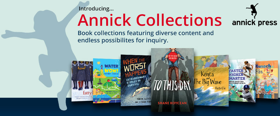 Annick Collections: Annick Collections now available!