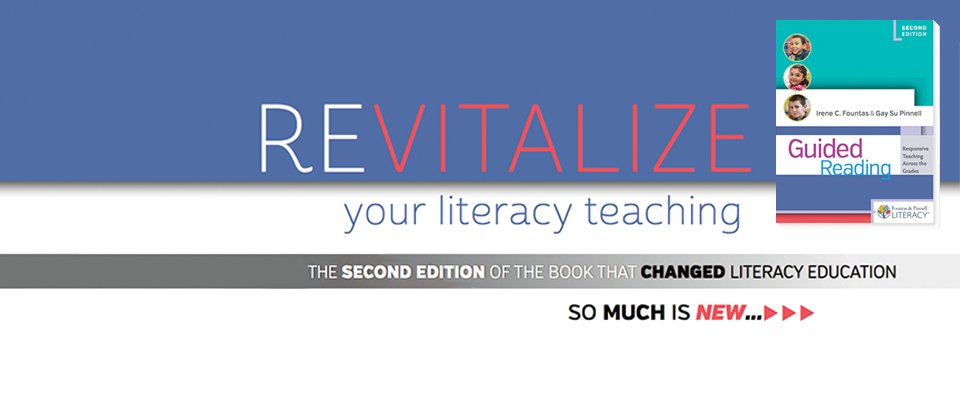 Revitalize your literacy teaching: Revitalize your literacy teaching