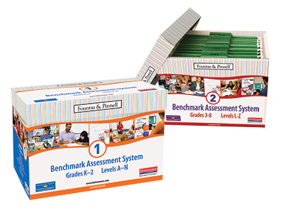 Fountas & Pinnell Benchmark Assessment System, 2nd Edition
