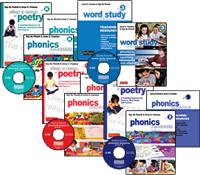 Fountas and Pinnell: Phonics & Word Study Lessons, K-3