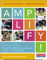 Amplify Book Cover