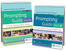 The Fountas and Pinnell Prompting Guides