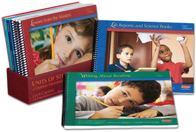 Units of Study in Opinion/Argument, Information, and Narrative Writing K-8