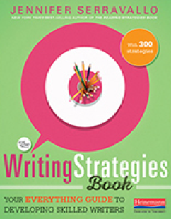 Writing Strategies Book Cover