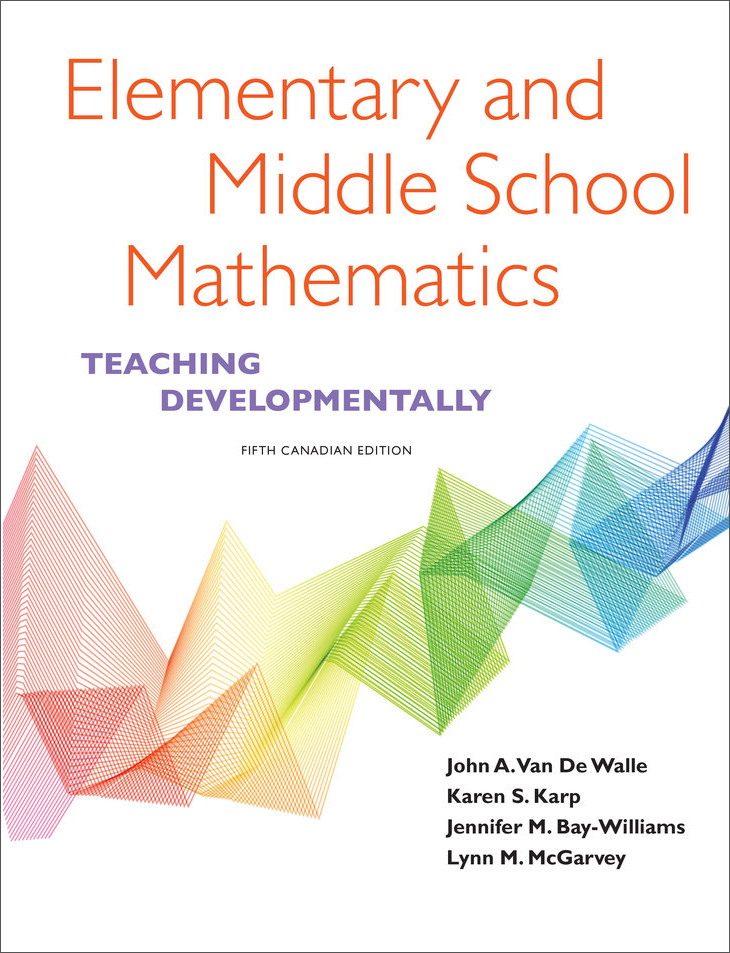 Elementary and Middle School Math Cover