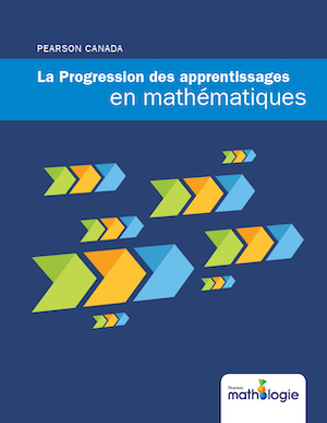 Math Learning Progression cover