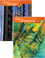 Pearson Canadian History 7 / Physical Geography 7