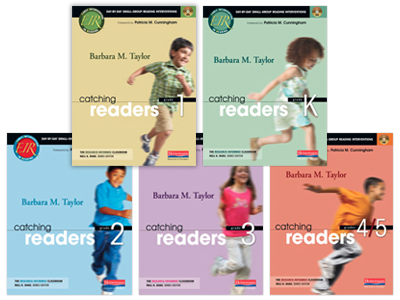 Catching Readers Series