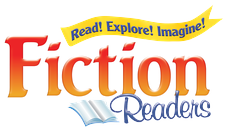 TCM Fiction Readers logo