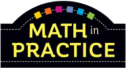 Math in Practice logo