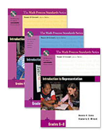 Math Process Standards Series, PreK-8