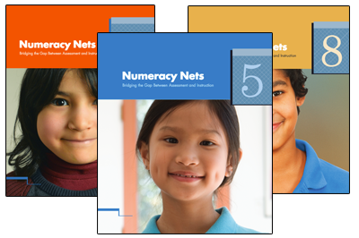 Numeracy Nets: Quick Assessment Tasks, K-8